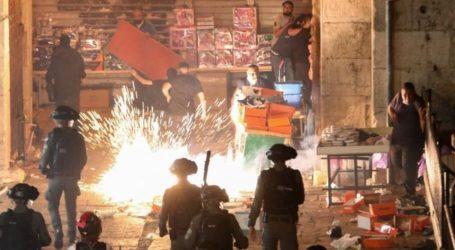 """Warga Palestina Puji """"Pencegahan Bersama"""" Usai Gagalkan Pawai Bendera Israel"""