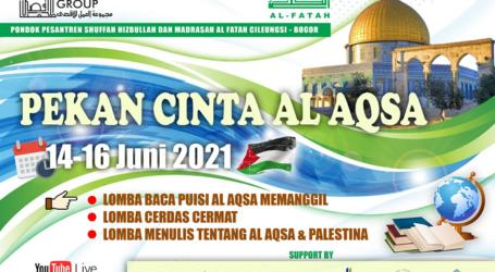 Madrasah Al Fatah Cileungsi dan AWG Laksanakan Tadrib Al-Quds