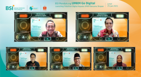 Hari UMKM Internasional, BSI-Shopee Gelar Pelatihan Go Digital