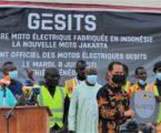 Dubes RI Dakar Promosikan Motor Listrik Indonesia di Senegal