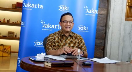 Anies Luncurkan Program Jakarta Sadar Sampah pada Puncak Perayaan Hari Lingkungan Hidup Sedunia