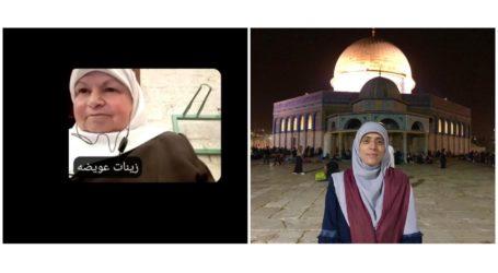 Kisah Heroik Muslimah Sang Penjaga Masjid Al-Aqsa
