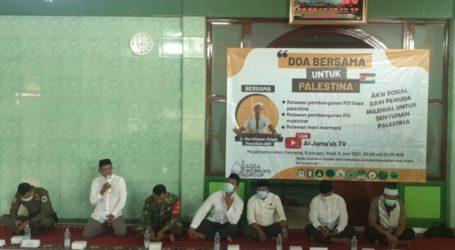 Pemerintah Pancalang Kuningan Dukung Doa Berasama untuk Palestina