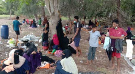 Sebanyak 81 Pengungsi Rohingnya Terdampar di Aceh