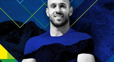 Pemain Palestina Gabung dengan Persib Bandung