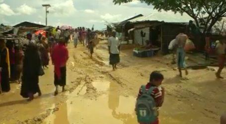 Wabah Diare Ancam Pengungsi Rohingya di Bangladesh
