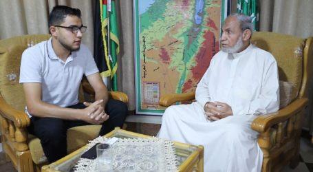Wawancara Eksklusif MINA dengan Salah Seorang Pimpinan Hamas