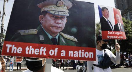 Militer Myanmar Targetkan Pengacara Pembela Tahanan Politik
