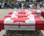 Ratusan Pelayat Hadiri Upacara Pemakaman Keluarga Muslim Kanada