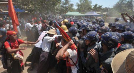 Kepala HAM PBB: Militer Bertanggung Jawab Atas Bencana HAM di Myanmar