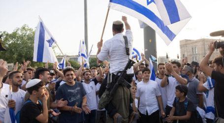 Kabinet Keamanan Israel Izinkan Pawai Bendera di Al-Quds, Jika Polisi Setuju