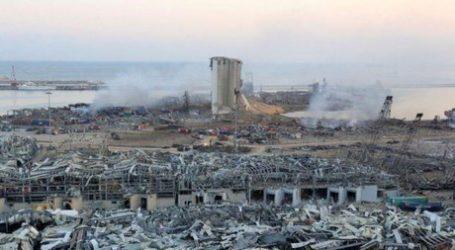 Lebanon Terima Laporan Prancis Mengenai Ledakan Pelabuhan Beirut