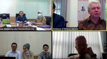 Kedubes Belarusia-BPJPH Jajaki Kerja Sama Jaminan Produk Halal