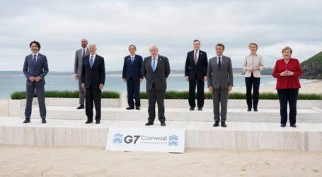 Pemimpin G-7 Sepakat Cegah Pandemi Terulang Lagi