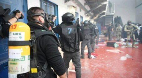 Israel Lakukan Penindasan Terhadap Tahanan Palestina di Penjara Gilboa