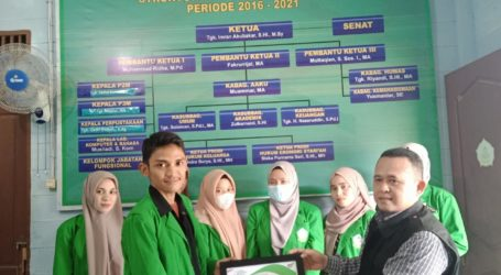Mahasiswa STIS Al-Aziziyah Sabang Galang Donasi untuk Palestina