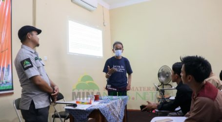 MINA Biro Sumatera, Lumbung Kaderisasi Wartawan Pejuang