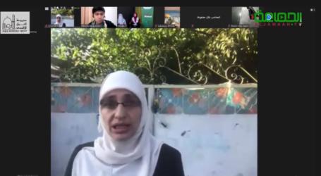 Aktivis Muslimah Penjaga Al-Aqsa Ungkap Peran Sentral Murobithoh