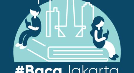 Pemprov DKI Hadirkan Kembali Gerakan Baca Jakarta 30 Hari