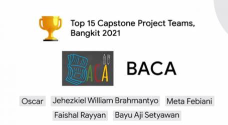 FST UIN Jakarta Masuk Top 15 Final Capstone Project Program Bangkit