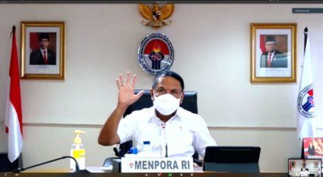 Menpora: Terimbas PPKM Darurat, Puslatda Persiapan PON XX Papua Diserahkan ke Pemda