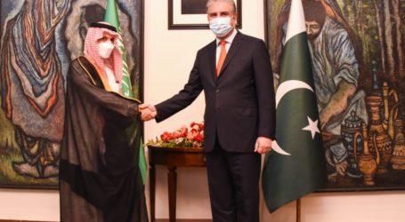 Menlu Saudi Tiba di Islamabad, Perkuat Kerja Sama Bilateral