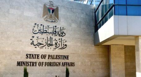 Palestina Desak DK PBB Tekan Israel Patuhi Hukum Humaniter