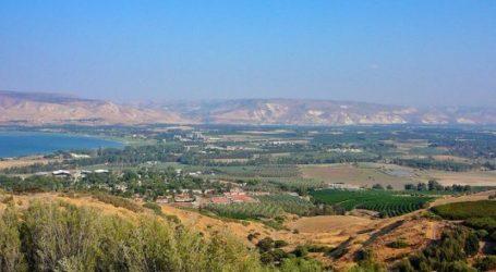 Israel Kembali Rampas Tanah Palestina di Lembah Yordan