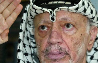 Pengadilan HAM Eropa Tolak Tangani Kasus Kematian Arafat