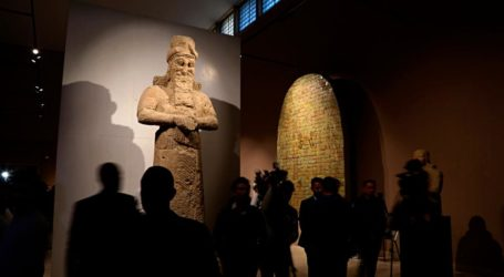 AS Akan Kembalikan 17.000 Barang Antik Irak yang Dijarah