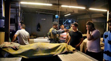 Bom Bunuh Diri di Pasar Baghdad Malam Idul Adha, Tewaskan Sedikitnya 35 Orang