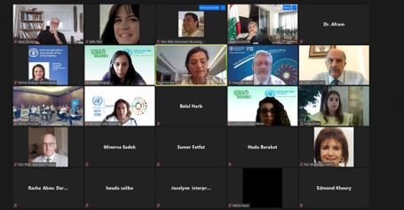 PBB Selenggarakan Dialog Sistem Pangan Virtual untuk Makanan Lebanon