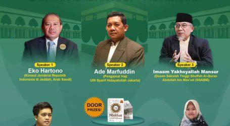 MINATalks : Catatan Ibadah Haji 1442 H
