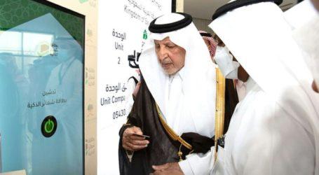 Jelang Penyelenggaraan Haji, Saudi Terbitkan Kartu Pintar Pertama