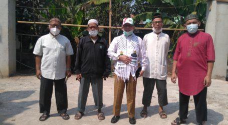 Imaam Yakhsyallah Mansur Tinjau Lokasi Pembangunan Masjid At-Taqwa Cibubur