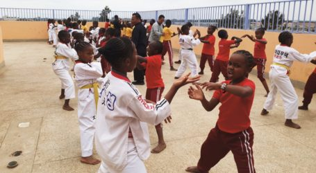 Targetkan Jadi Cabang Pertandingan di Olimpiade 2032, Persilat Promosikan Pencak Silat di Kenya