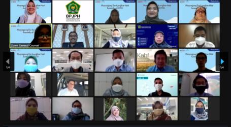 BPJPH Dukung Pengembangan Produk Kosmetik Halal di Indonesia
