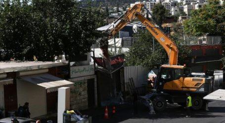 AS Desak Israel Hentikan Pembongkaran Rumah Palestina di Al-Quds