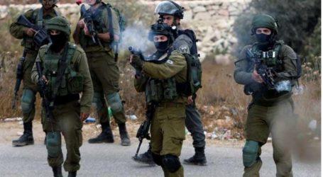 Pasukan Israel Tembaki Warga Palestina di Nablus