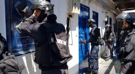 Pasukan Israel Serbu Tahanan Palestina di Penjara Ashkelon