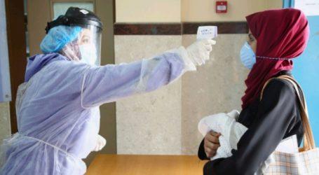 Palestina, Kasus  Virus Corona: 116 Kasus Baru, 58 Sembuh