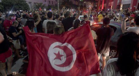 Presiden Tunisia Digambarkan Melakukan Kudeta