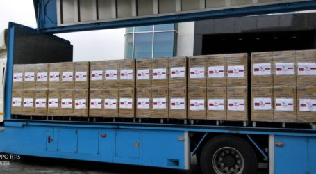Taiwan Bantu 200 Mesin Penghasil Oksigen untuk Indonesia