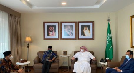 Kemenag dan Kedubes Saudi Bahas Umrah 1443 H