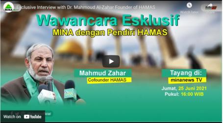 Wawancara Eksklusif MINA Dengan Dr Mahmoud Al Zahar