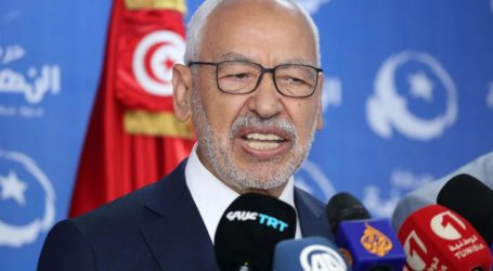 Ketua Parlemen Tunisia Bentuk 'Front Nasional' untuk Lawan Presiden