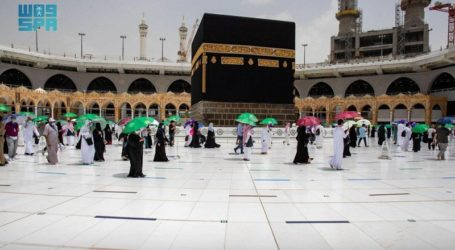 "Manajemen Kerumunan Kunci Keberhasilan ""Haji di Masa Pandemi"""