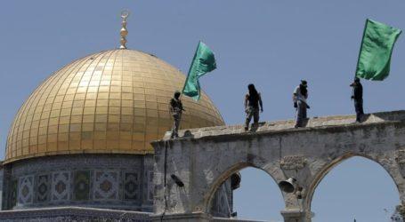Jaga Al-Aqsa dari Serbuan Ekstremis Yahudi