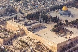 Rencana Yahudi Membagi Masjidil Aqsa