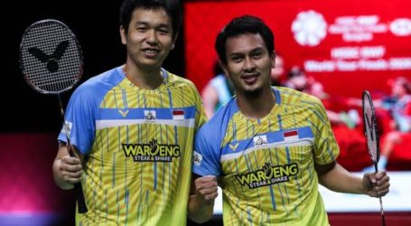 BWF: Hasil Drawing Olimpiade Tokyo Tim Bulutangkis Indonesia